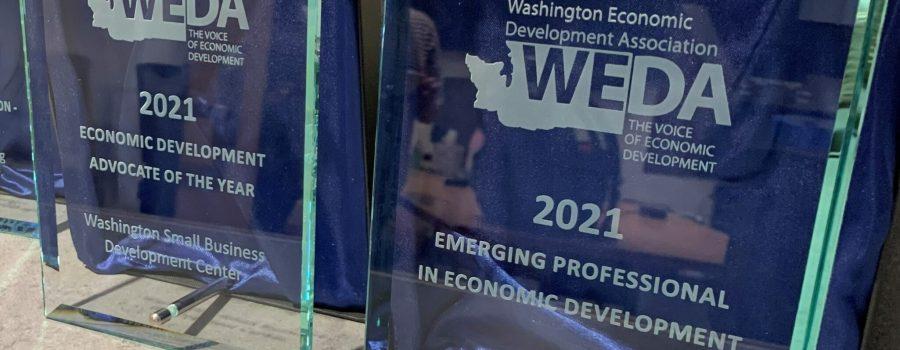 WEDA Awards Plaque2